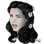 "388.9 mil curtidas, 2,970 comentários - Lana Del Rey (@lanadelrey) no Instagram: ""LOVE https://m.youtube.com/watch?v=3-NTv0CdFCk"""
