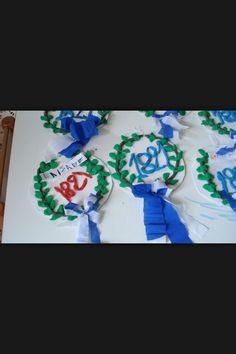 Hanukkah, Wreaths, Children, Crafts, Greek, March, School, Home Decor, Young Children