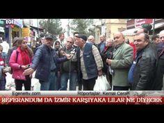 İzmir Karşıyaka lılar Referandum da Evet mi Diyecek Hayır mı.?
