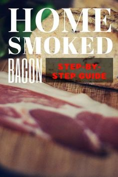 Making bacon at home is super easy, just follow these simple steps!   Bacon   Bacon Recipe   Best Bacon Recipe   Smoked Bacon   Make At Home   #bacon #smokedbacon #baconrecipe #bestbaconrecipes #baconrecipes