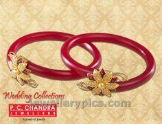 Bengali red bangles
