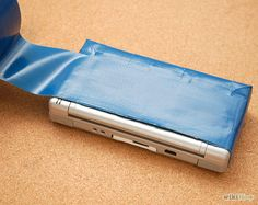 3 Ways to Make a Gameboy or DS Case with Duct Tape