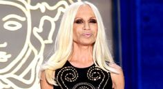 """Donatella Versace    Now vice president of Versace, Donatella's had quite a life (and more than her fair share of plastic surgery). YetVersace also seems to have a sense of humor — or is very good at pretending she does — as she laughs at Maya Rudolph's SNLskit parodying her. Versace's been quoted as saying, """"I like perfume and flowers"""" (yes, that qualifies a quote, apparently) and """"I don't like balance. Balance is not a word you can use in Versace fashion."""""""