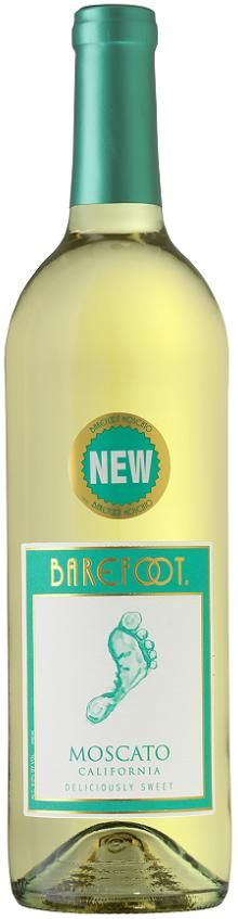 Barefoot Moscato; so sweet! only $5