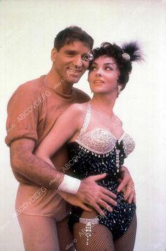 Pic Burt Lancaster Gina Lollobrigida film Trapeze dp-5595 | eBay