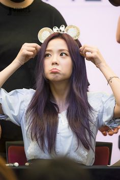 170702 Jisoo at BLACKPINK's Fansign Event (@ AK Plaza Bundang). © sbr-fam.