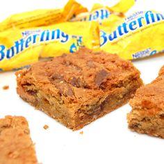 Sweet Pea's Kitchen » Butterfinger Blondies