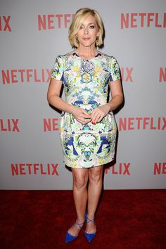 Jane Krakowski attends the FYC screening of Netflix's Unbreakable Kimmy Schmidt at Pacific Design Center on June 7, 2015, in West Hollywood, California. - Cosmopolitan.com