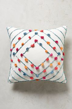 Shop the Suzette Tasseled Pillow and more Anthropologie at Anthropologie today. Read customer reviews, discover product details and more.