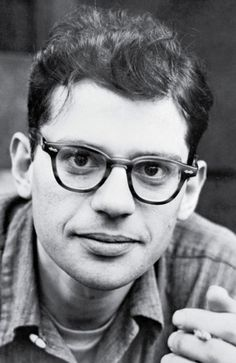 Irwin Allen Ginsberg (1926-1997), American Poet and one of the Leading Figures of the Beat Generation