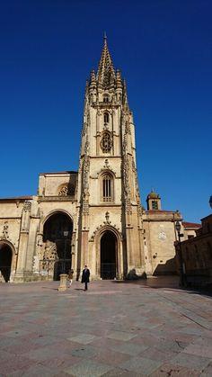 Catedral San Salvador de Oviedo/Oviedo, Asturias
