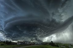 Supercell, South Dakota