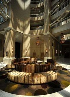 Georgian Terrace Hotel - one of my favorite hotels in Atlanta