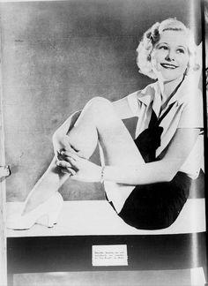 DOROTHY LAYTON - (A SCENA MUDA, August 16, 1932, Rio de Janeiro, Brazil)