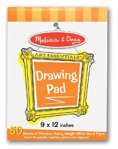Melissa & Doug Drawing Pad $2.99 (save $2.00)