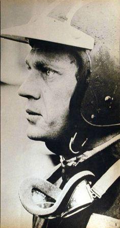 Steve McQueen - Profile Shot
