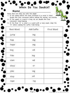 Two great freebies in grammar! Enjoy!