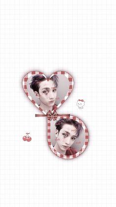 Soft Wallpaper, Locked Wallpaper, Best B, Aesthetic Backgrounds, Kpop Aesthetic, Cute Wallpapers, Pink, Doodles, Fan Art