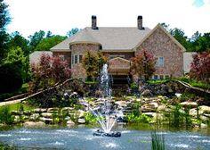 Tyrone, GA, Atlanta Wedding Venue - Plan a Beautiful Garden Wedding - Glendalough Manor