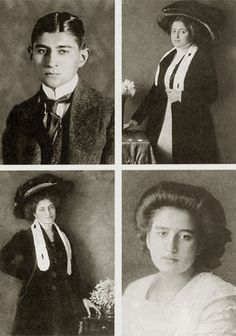 Kafka and his three younger sisters, Gabrielle, Valerie and Ottilie.    During World War II, Kafka's sisters were sent with their families to the Łódź Ghetto and died there or in concentration camps. Ottla was sent to the concentration camp at Theresienstadt and then on 7 October 1943 to the death camp at Auschwitz, where 1,267 children and 51 guardians, including Ottla, were gassed to death on their arrival.