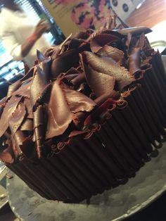 Black Forest...  #pastry #dessert #french #cream #pastrychef #sweet #sugar #chocolate #beautiful #ice #showpiece #flour #work #contest #design #colorful #success #style #chef #tart #lemon #ganache #bread #croissant #baker #bakery #valrhona #whotel #nicolasdescriaux  @aroii @cafeteller  Sweets by Chef Nicolas Descriaux.  https://instagram.com/nicolas_descriaux/