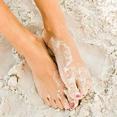 At-Home Pedicure Tips - Need to get sandal-ready, stat? Try these four pro tricks for a salon-perfect look -- no appointment necessary!