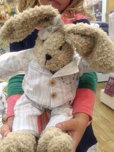 Even the Easter Bunny needs stylish jammies! Childrens Pyjamas, Cotton Pyjamas, Easter Bunny, Teddy Bear, Stylish, Classic, Animals, Derby, Animales