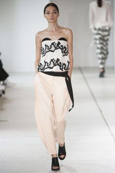 Issa Spring 2015 Ready-to-Wear - Issa Ready-to-Wear Collection