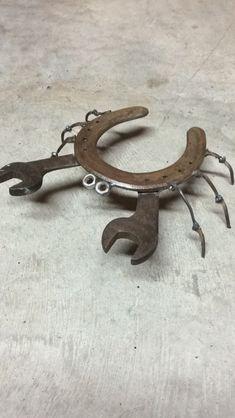 My horseshoe crab I made!