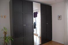 IKEA Pax Hemnes Wardrobes | Keryn Lyons | Flickr Hemnes Wardrobe, Ikea Pax, Built In Wardrobe, Wardrobes, Armoire, Tall Cabinet Storage, Furniture, Home Decor, Bedroom