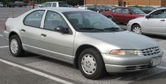 Plymouth Breeze Sedan