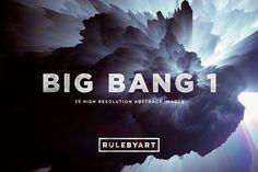 Big Bang 1 by RuleByArt on @creativemarket