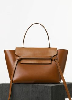 Convertible bags. Céline Mini Belt Bag in tan natural calfskin and suede  lining ad1a7a418a90a