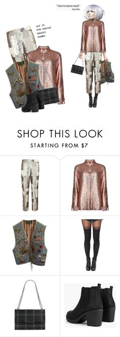 """""""Gemstone"""" by lseed87 ❤ liked on Polyvore featuring Chloé, Jaded, Ralph Lauren, Missguided, Ivanka Trump and Boohoo"""