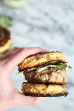 "Paleo ""Ramen Burgers"
