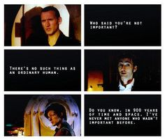 And this is why the doctor is such a great man.