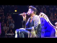 ▶ QUEEN + Adam Lambert - KILLER QUEEN Chicago 6/19/14 - YouTube