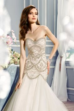 Wedding gown by Moonlight Couture