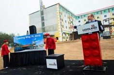 Legoland Hotel Florida Open in May 15, 2015