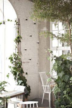 Höst Restaurant by Norm Architects and Menu // Copenhagen, Denmark. Inspiring article...
