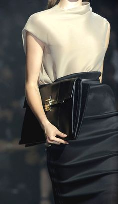 Lanvin - fifties meets futuristic