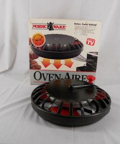 Nordic Ware Oven-aire Turn Your Oven in To a Convection Oven As Seen On TV