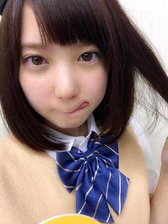 結城りおな Asian Cute, Cute Asian Girls, Cute Girls, School Girl Japan, Japan Girl, Clubbing Outfits, School Looks, Girls Be Like, Woman Face