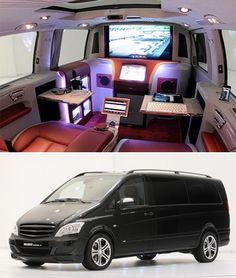 the new mini van