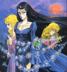Riyoko Ikeda, TMS Entertainment, Rose of Versailles, Oscar François de Jarjayes