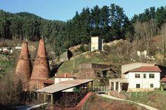 Patrimonio Industrial Arquitectónico: Sopuerta (Vizcaya). Rutas por los hornos de calcin...