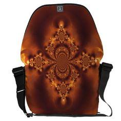 Fire Wheel Jeweled Scarab IV SDL Bag 1 Courier Bag