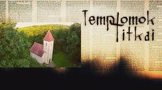 TEMPLOMOK TITKAI - Az Árpád-kori fénytemplom - VELEMÉR Hungary, Lettering, Youtube, Movies, Movie Posters, Fences, Film Poster, Films, Popcorn Posters