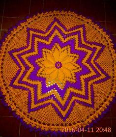 my crochet work. Ouma Devi