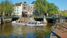 Canal Bus Amsterdam